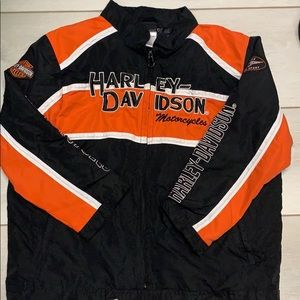 Kids Harley Davidson Jacket